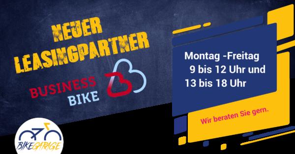 Fahrrad-Leasing – wir erweitern unsere Anbieter!